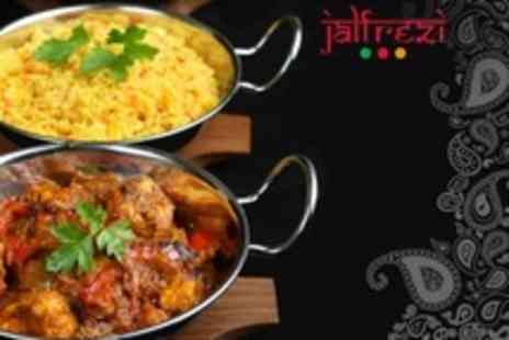 Spice Library - Two Course Indian Meal Plus Sides For Two - Save 48%