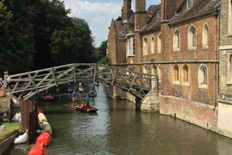 Fun Top Fun England - The best of Cambridge city Walking tour - Save 0%