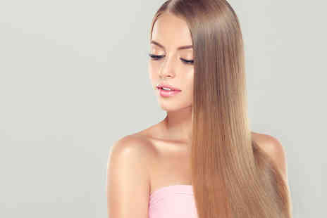 Blossom Beauty & Cosmetic Clinic - Olaplex hair treatment with wash, cut and blow dry - Save 41%