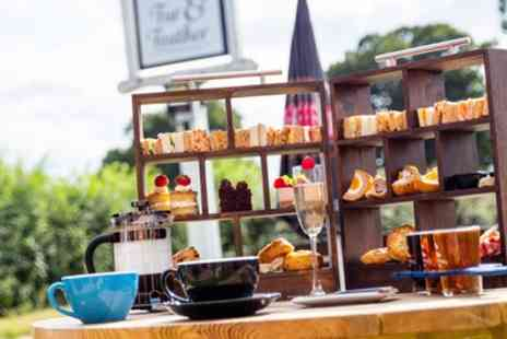 Woodfordes Brewery - Gentlemans or Sparkling Afternoon Tea for Two or Four - Save 34%