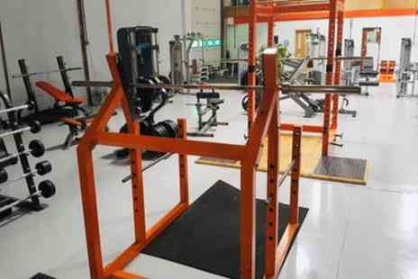 Full Fitness Gym - Up to Three Month Gym Membership - Save 38%