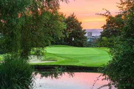 Tewkesbury Park Hotel - Four Star Golf and Spa Hotel in Glorious Countryside for two - Save 15%