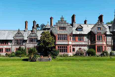 Caer Rhun Hotel Management Ltd - Two nights Snowdonia escape - Save 50%