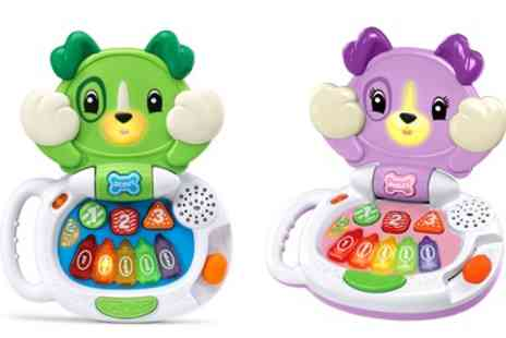 Groupon Goods Global GmbH - One or Two Leap Frog Peek a Boo LapPups - Save 0%