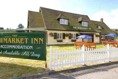 Newmarket Inn - Double Room for Two with Breakfast and Option for Dinner - Save 15%