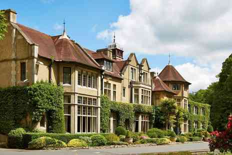MacDonald Frimley Hall Hotel & Spa - Surrey Spa day with treatments and cream tea - Save 0%