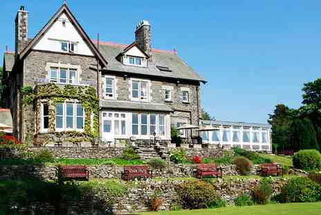 Sawrey House Hotel - Afternoon tea for Two - Save 50%