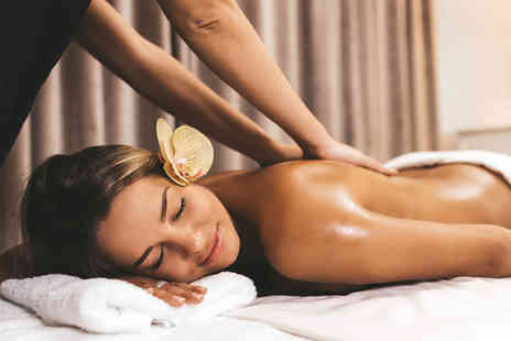 Belton Woods Hotel - Winter warmer spa day with your choice of two Elemis treatments and a cream tea for one person - Save 49%