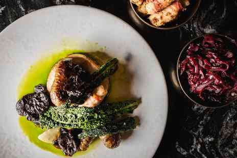 Leila Lilys - Three course festive lunch for two people - Save 31%