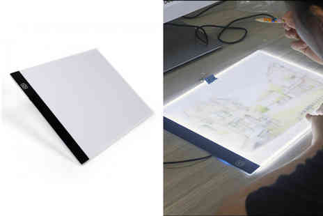 Yello Goods - A4 Led drawing board - Save 74%