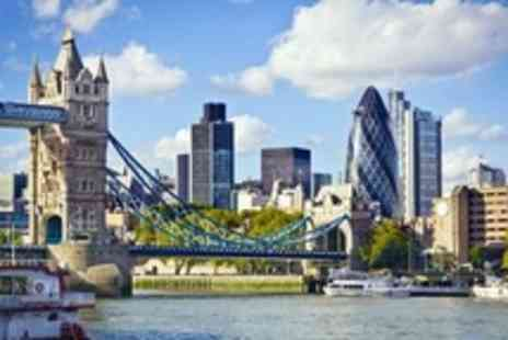 Think Apartments - In London One Night Stay For Two With Breakfast and Gym Passes - Save 59%
