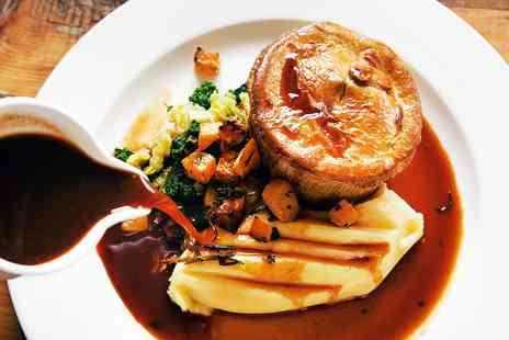 The Pheasant Inn - Hearty meal for Two - Save 39%
