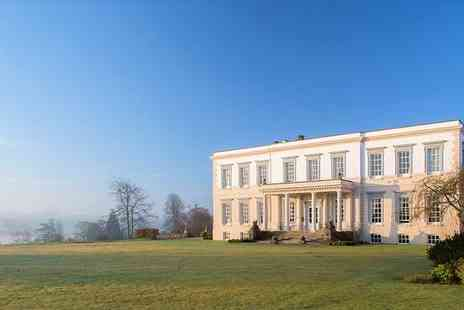 Buxted Park Hotel - Four Star Palladian Mansion in East Sussex Countryside for two - Save 52%