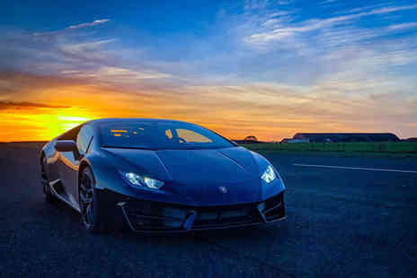 Supercar World - Three lap driving experience for one person in a sports car or super car - Save 65%