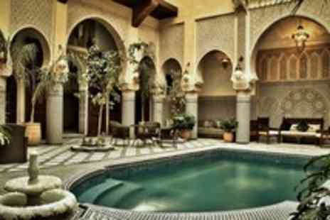 Riad Salam Fes - In Morocco Two Night Stay For Two With Breakfast - Save 61%