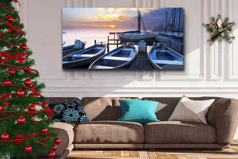 Printerpix - Giant photo canvas print - Save 71%