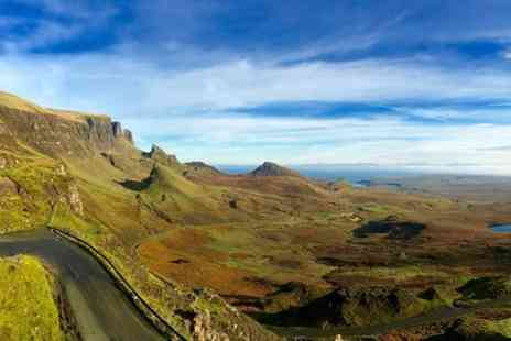Scottish Guided Tours - Isle of Skye and Scottish Highlands Tour - Save 0%