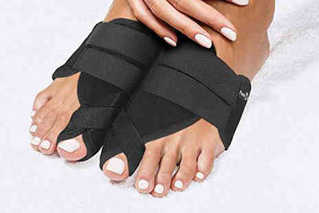 Turbo Dealz - Pair of orthotic foot braces choose from three sizes - Save 0%