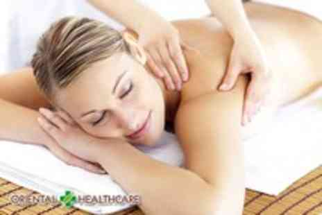 Oriental Healthcare - Weight management acupuncture & a lymphatic massage - Save 71%