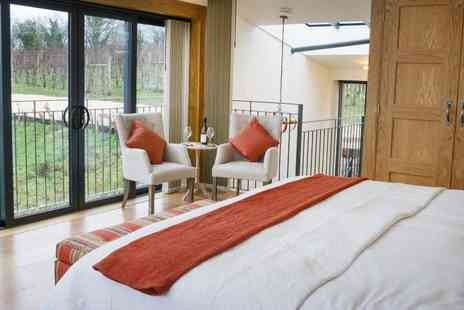 Woodchester Valley Vineyard - Cotswolds vineyard tour with overnight stay - Save 32%