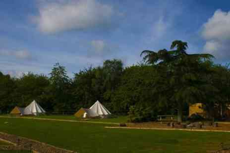 Oaklodge Retreat - 2 or 3 Nights Luxury Tent Stay for Up to Four with Breakfast and Spa Access - Save 0%