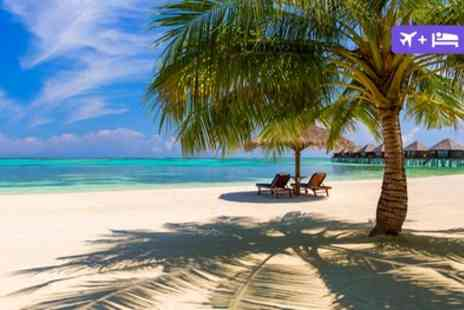 Olhuveli Beach & Spa - Four Star Stay in the Deluxe Room All inclusive - Save 0%
