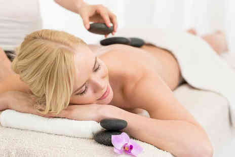 Treatment Room - One hour hot stone massage - Save 68%