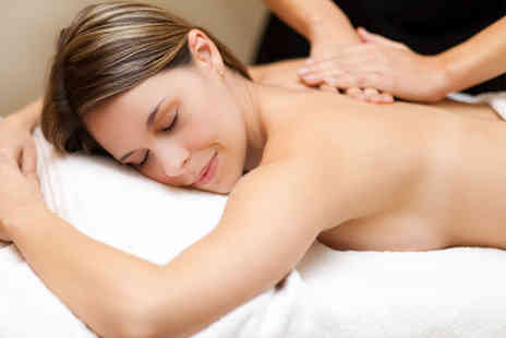 ELLE Beauty and Holistic - 55 minute couples Swedish massage and gym day passes for two - Save 46%