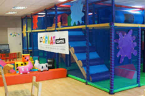 The Splat Centre - Four Passes to Indoor Soft Play Centre - Save 61%