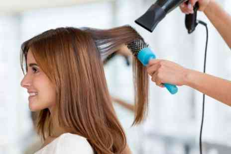 The Salon - Womens Cut and Blow Dry - Save 45%