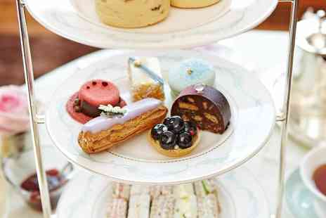 Hilton Doubletree - Afternoon tea for Two - Save 52%