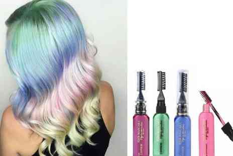 GetGorgeous - Comb in and wash out hair colour choose from four colours - Save 77%