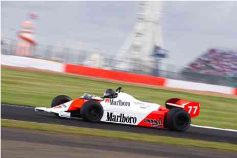 Virgin Experience Days - Silverstone Classic General Admission Tickets for Two - Save 0%