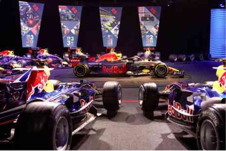 Virgin Experience Days - Red Bull Racing Formula One Team Factory Tour for Two - Save 0%