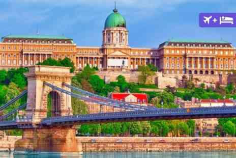 Corvin Hotel Budapest - Three Star Stay in the Standard Room Breakfast included - Save 0%