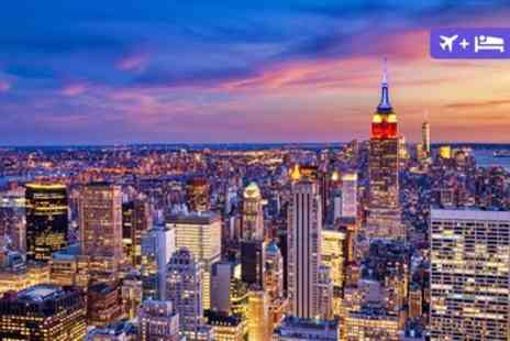 NYCASA 46 Hotel New York - Three Star Stay in the Standard Room Breakfast included - Save 0%