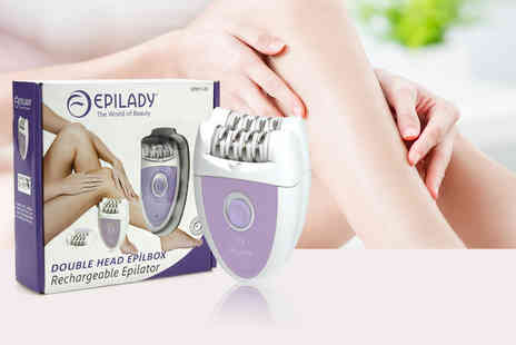The Beautiful Brands Company - Epilady epilduo double headed corded epilator - Save 59%