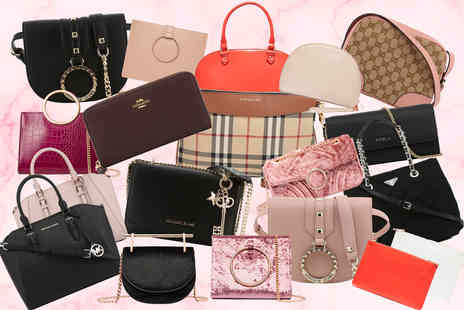 Brand Arena - Mystery handbag deal Abbott Lyon, Gucci, Prada, and more - Save 0%