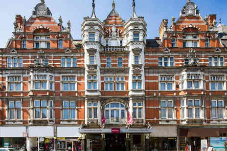 Mercure Leicester The Grand Hotel - Four Star Overnight Leicester stay for two with £22pp dinner credit and breakfast - Save 48%