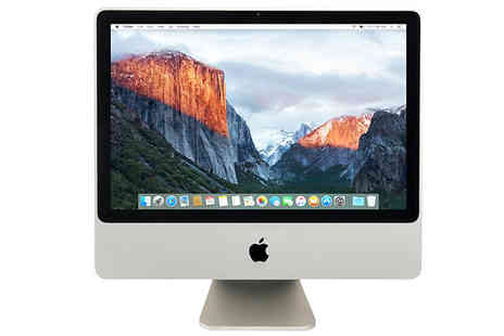 Tech Market - 160GB, 500GB, 1TB or 2TB Apple iMac A1224 20 Inch with Keyboard and Mouse - Save 64%