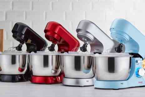 Groupon Goods Global GmbH - Cooks Professional 1000W Stand Mixer in Choice of Colour - Save 29%