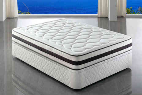 Desire Beds - Tranquillity pocket sprung memory foam mattress - Save 0%