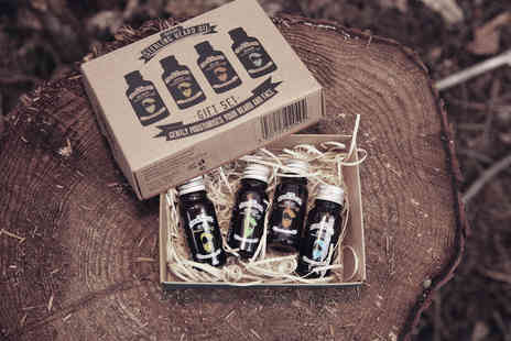 WAHL - Beard oil gift set - Save 38%