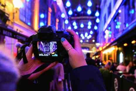 Photography Tours at Night LTD - London Christmas Lights Photography Tour - Save 65%