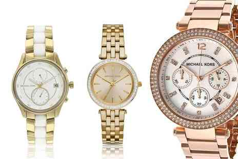 Brands Store - Michael Kors ladies watch - Save 0%
