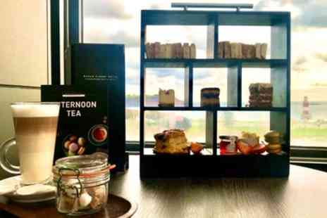 Marco Pierre White Steakhouse Bar & Grill - Choice of Afternoon Tea for Two - Save 37%