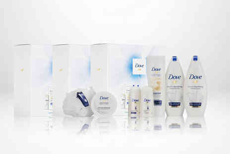 Avant Garde - Pack of three Dove Nourishing Beauty Collection gift sets - Save 74%