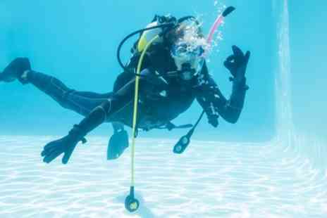 DV Diving - 90 Minute Introductory Scuba Diving Session for Up to Four - Save 40%