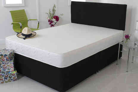 Desire Beds - Extra thick comfort memory foam mattress - Save 90%