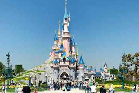 Disneyland Stay and Tickets with Family options - Up to 4 Nights Hotel Stay with Park Tickets for a family of Two, Three or Four People - Save 0%